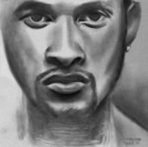 Usher  drawing