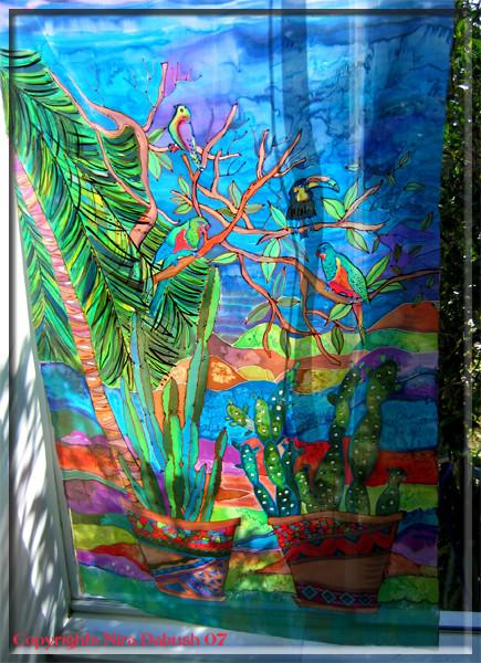 Bird's Song in Jungle