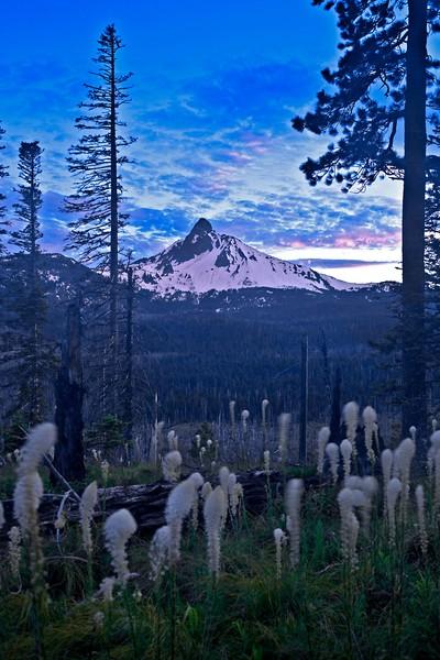 Mount Washington Sunset
