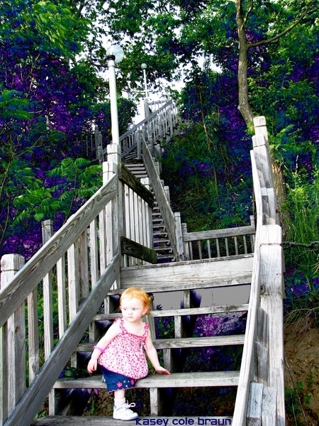 Steps 004
