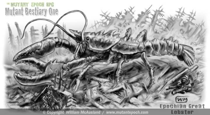Epochian Great Lobster