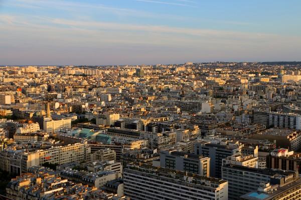Paris Skyline-1814