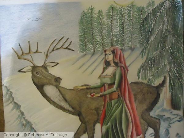 Reindeer Queen