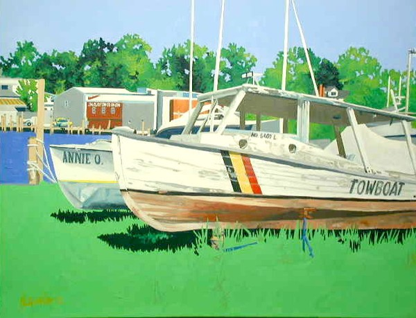 Harbor, Cambridge Md. - sold
