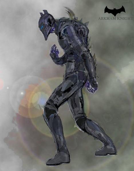 Arkham Knight..II