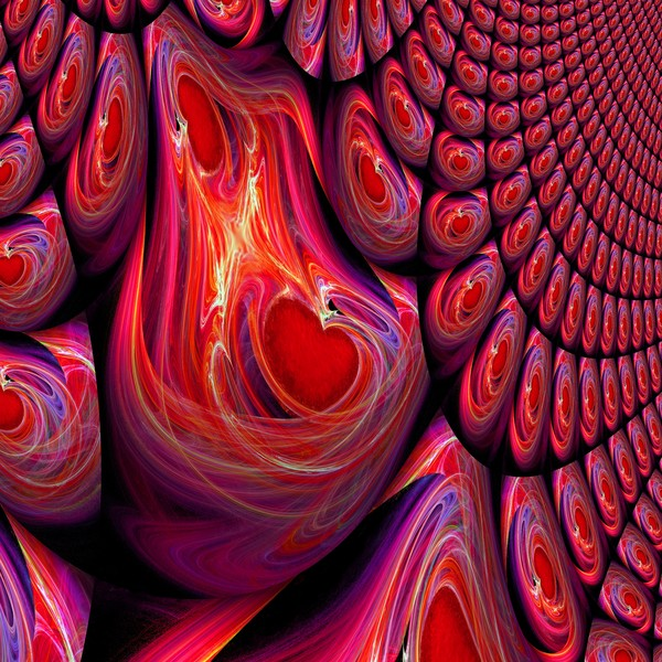 Our Hearts Are Merging Into One