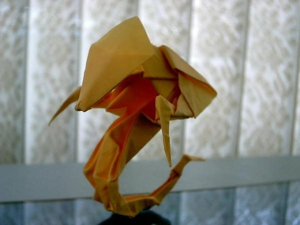 Hydralisk Origami