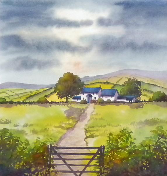 Farm in the Brecon Beacons