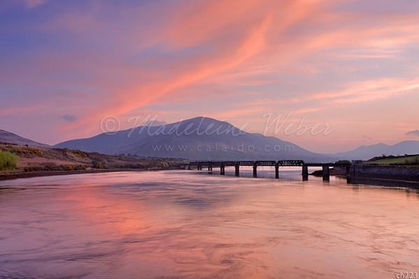 • Cahersiveen Sunrise Old Bridge