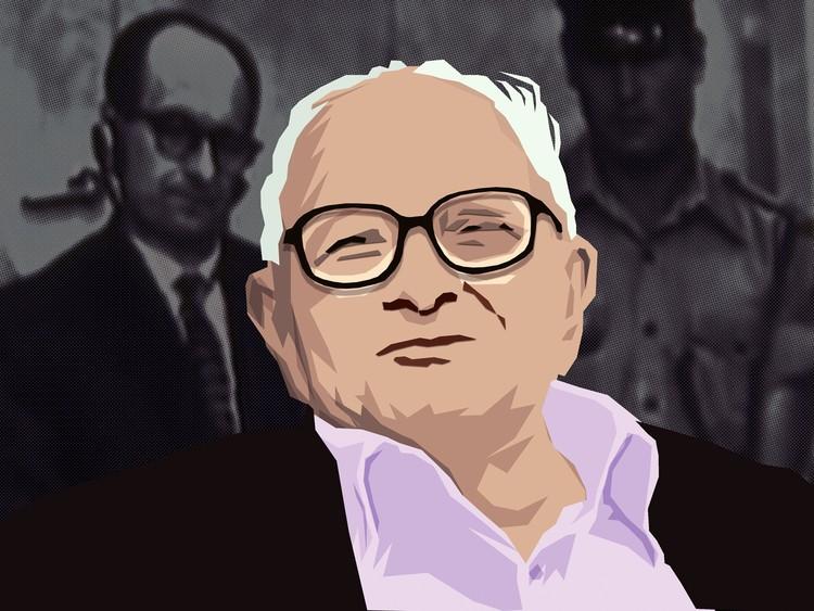 RIP-Rafi Eitan, 1926-2019