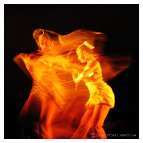 Dance of the Fire Goddess