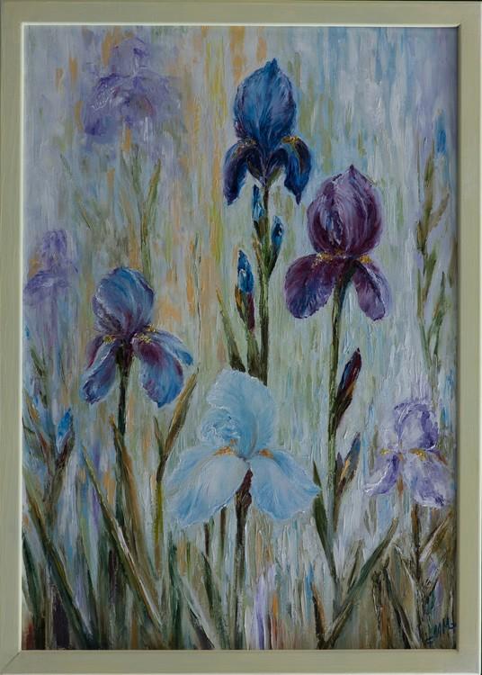 Sonata for Irises