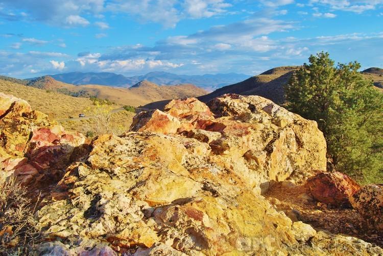 Nevada Blue Sky's