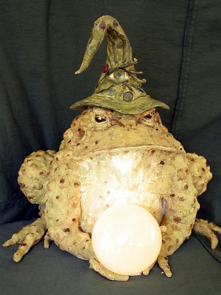 Dawn's Wizard Toad