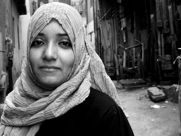 Egyptian Portrait Princess Friend