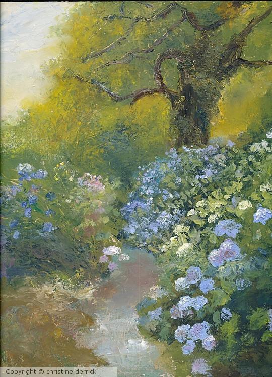 Hydrangea Woodland