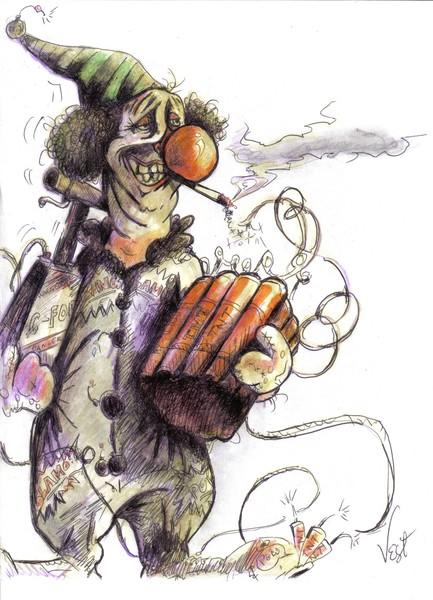 Bang Bang The Clown