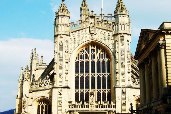 Abbey at Bath