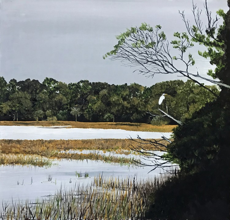 Low Country Crane