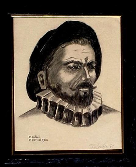 Sir Michael Montaigne