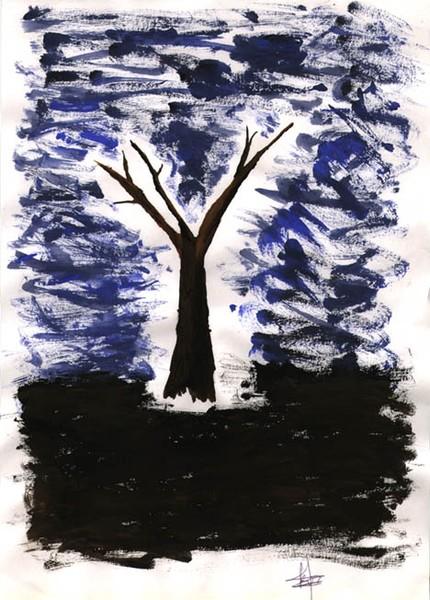 The Sad Tree