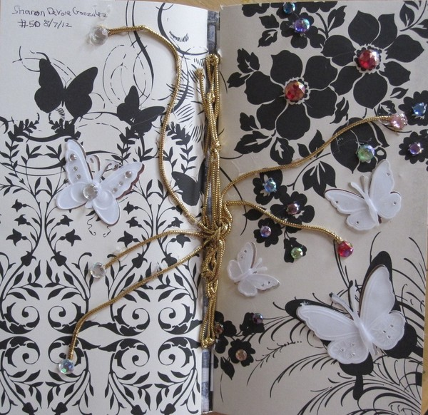 Black & White Book #50