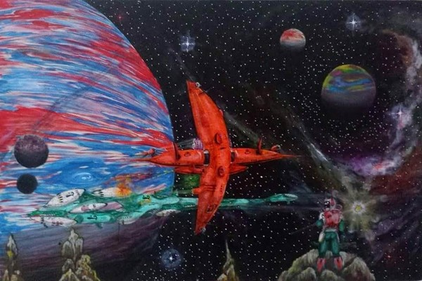 Geminius Space Fantasy