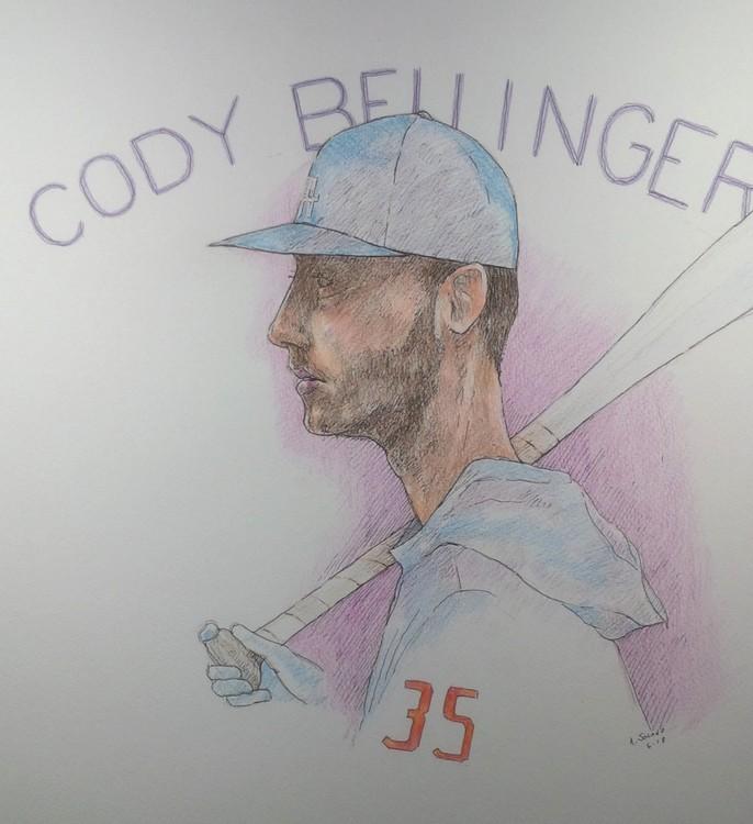 cory bellinger dodger