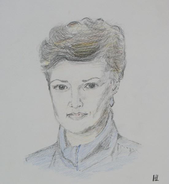 Hanny selfportret