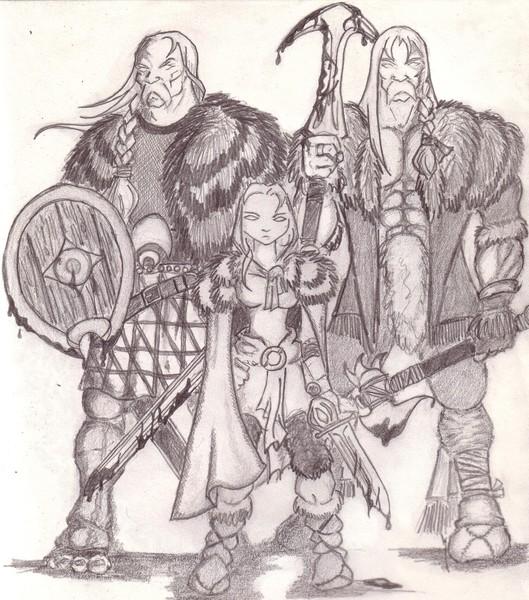 Vanora and the Tavis