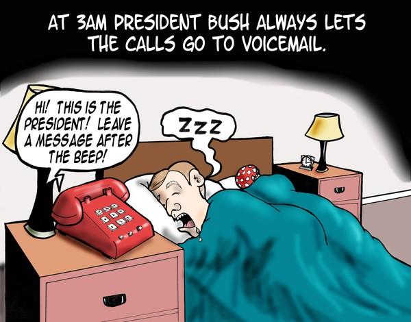 Red Phone At Night