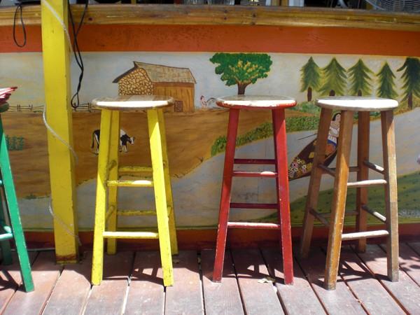 Key West Barstools