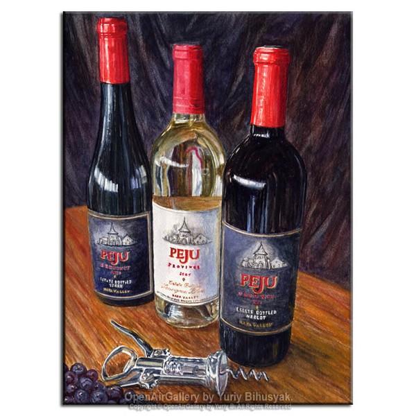 Peju Wine Club By Yuriy B.