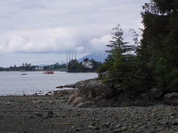 Sitka, AK from Park #3