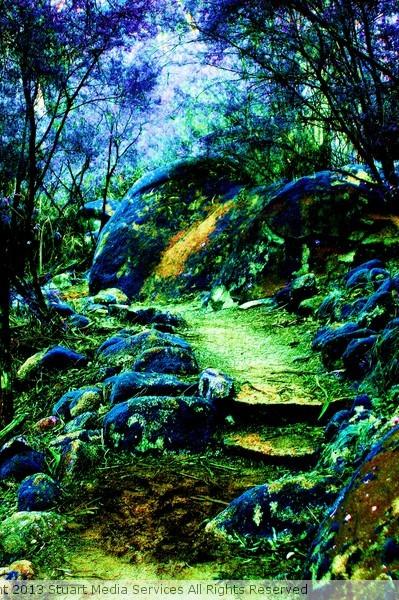 Mystical Mountain