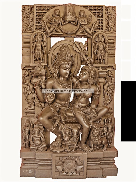 Shiva parvati.Indian diety