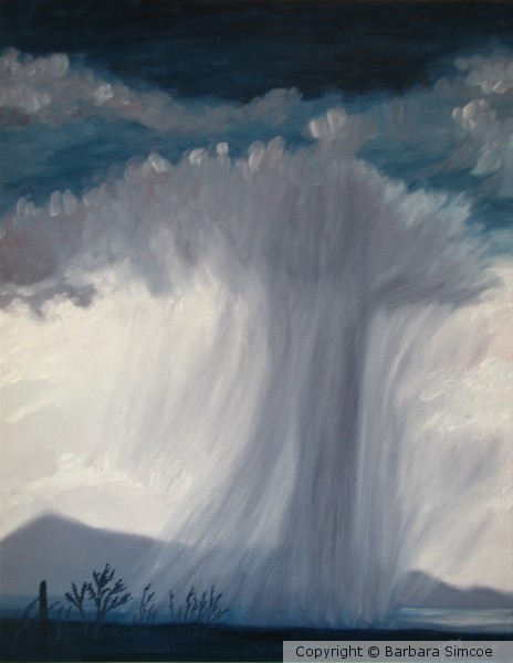 Cochise storm approchin'