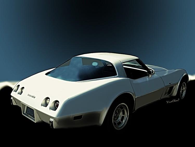 82 Corvette Generation C3 1968 To 1982