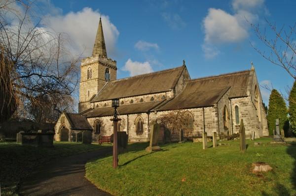 St. Ricarius, Aberford