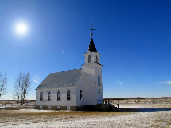 Country Church-6648