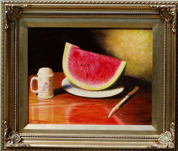 'Watermelon time'