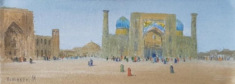 Registan. Samarkand