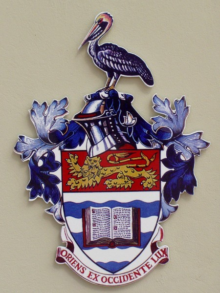 Seal of the University of the West Indies