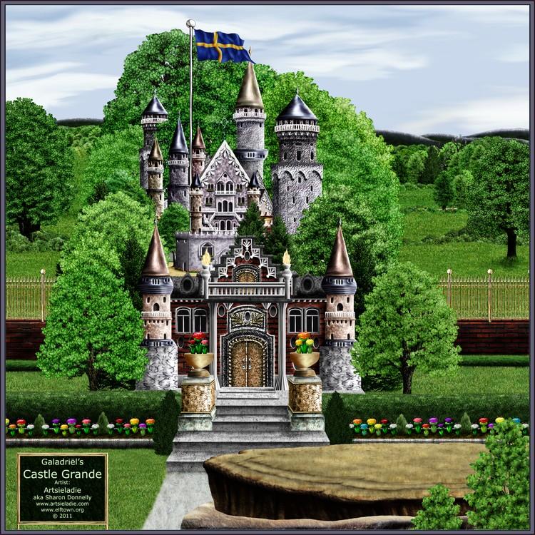 Galadriel Castle Grande