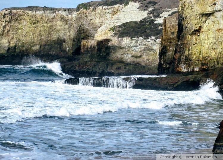 Little Ocean Waterfall