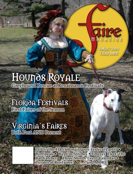 Faire Magazine Cover #3