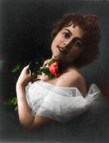 Colorized Oil