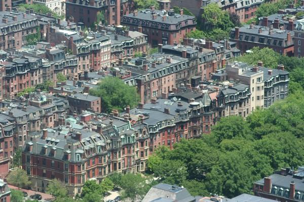LOOKS LIKE EUROPE REALLY BOSTON