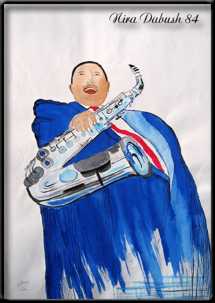 Perspective into a Saxophonist