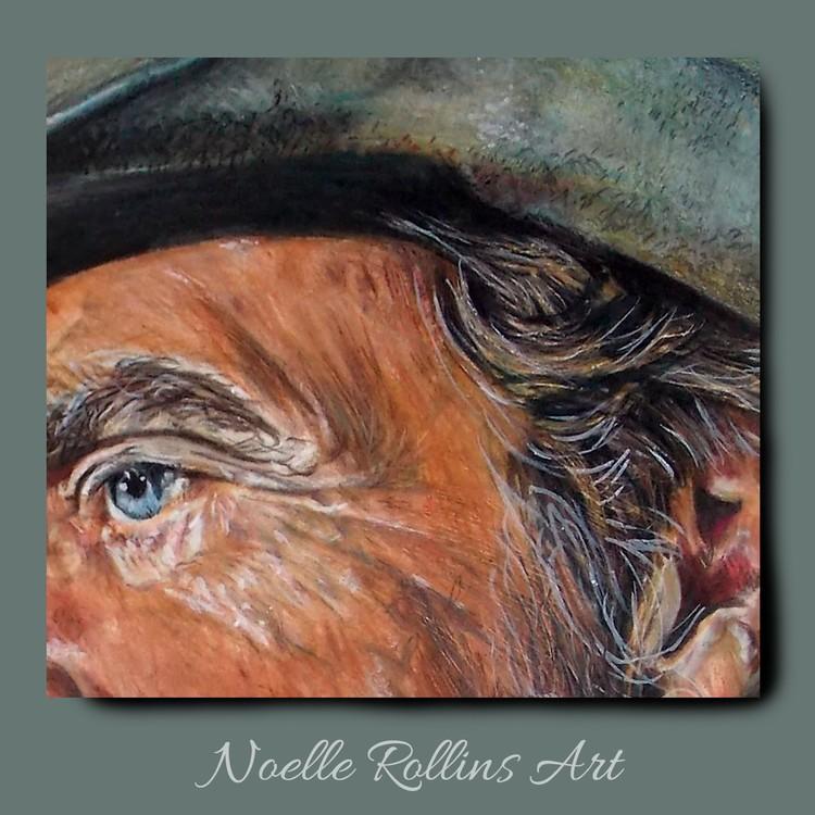 Merle Haggard portrait Preview